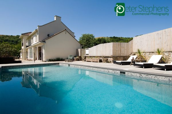 Compton House Holiday Property, photographed for Helpfull Holidays