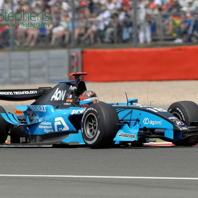 Ocean racing Technology - GP2 Series at Silverstone 2010