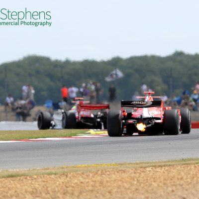 GP2 Series at Silverstone 2010