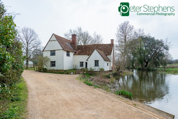 Flatford Mill - Willy Lott's House