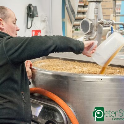 Exeter Brewery with Head Brewer John