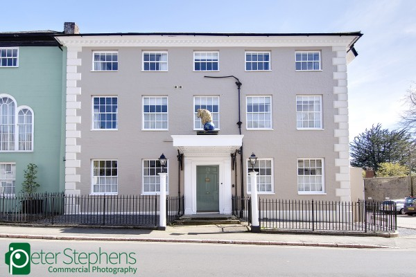 Photographs from a shoot at a Guest House called the Golden Lion House, in Ashburton - Devon.