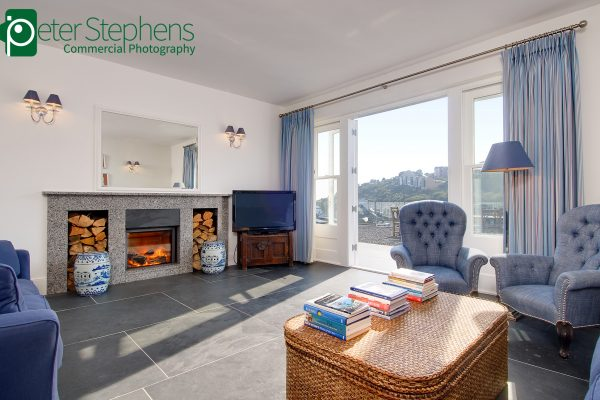 Photographs of Penpol holiday property in Mevagissey.  S8 Helpful Holidays