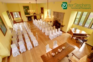 Bickleigh Castle - The Great Hall