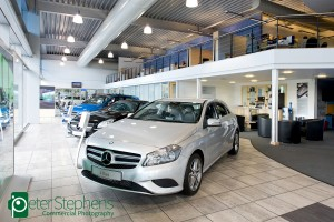 Mercedes-Benz South West - Exeter Showroom