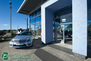 Mercedes-Benz South West - Plymouth Showroom