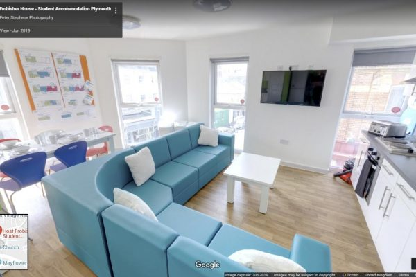 Virtual Tour of Student Accommodation