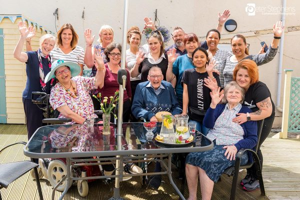 Carehome Photography