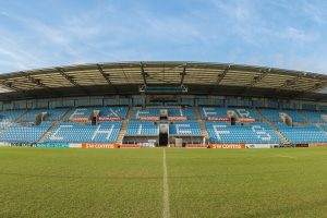 Centre of the Pitch Panorama Crop
